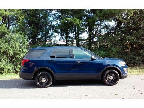 2016 Ford Explorer Police Interceptor 4WD Data, Info and Specs