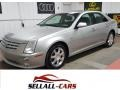 Light Platinum 2006 Cadillac STS V6
