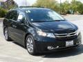 Crystal Black Pearl 2014 Honda Odyssey Touring Elite