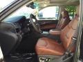 2016 Cadillac Escalade Kona Brown/Jet Black Interior Interior Photo