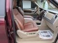 Tan 2010 Ford F150 Interiors
