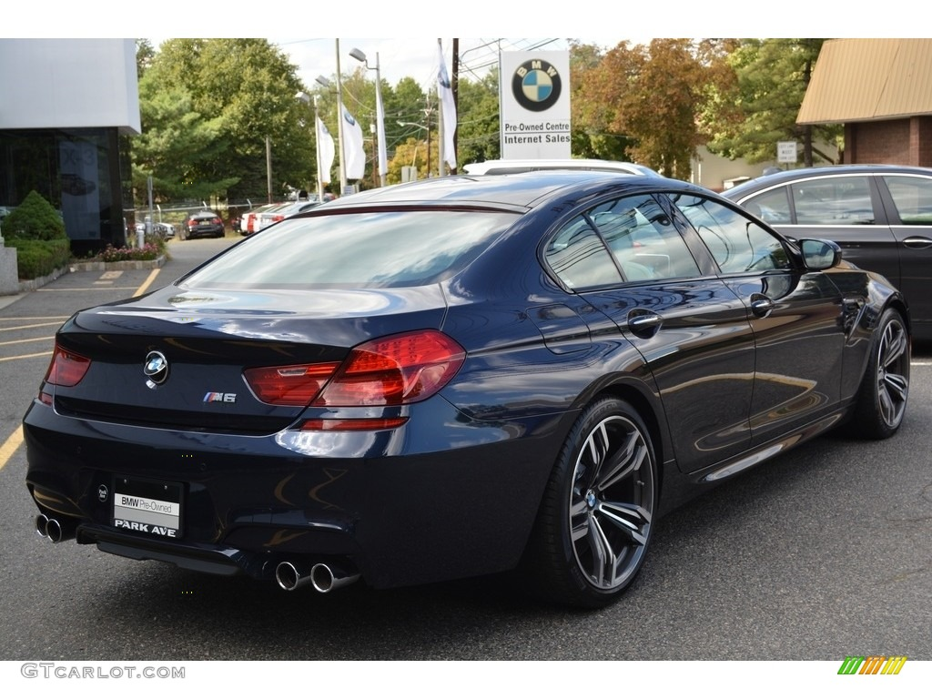 2016 M6 Gran Coupe