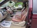 2010 F150 King Ranch SuperCrew 4x4 Tan Interior