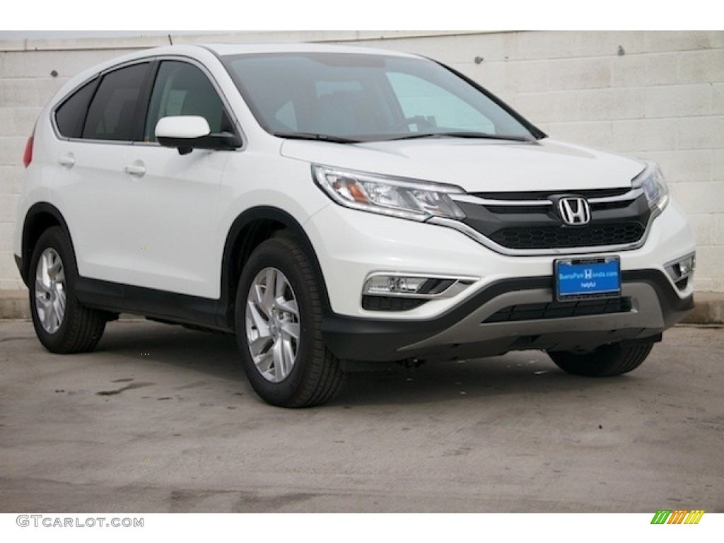2016 white diamond pearl honda cr v ex 115805063 for Honda crv 2016 white