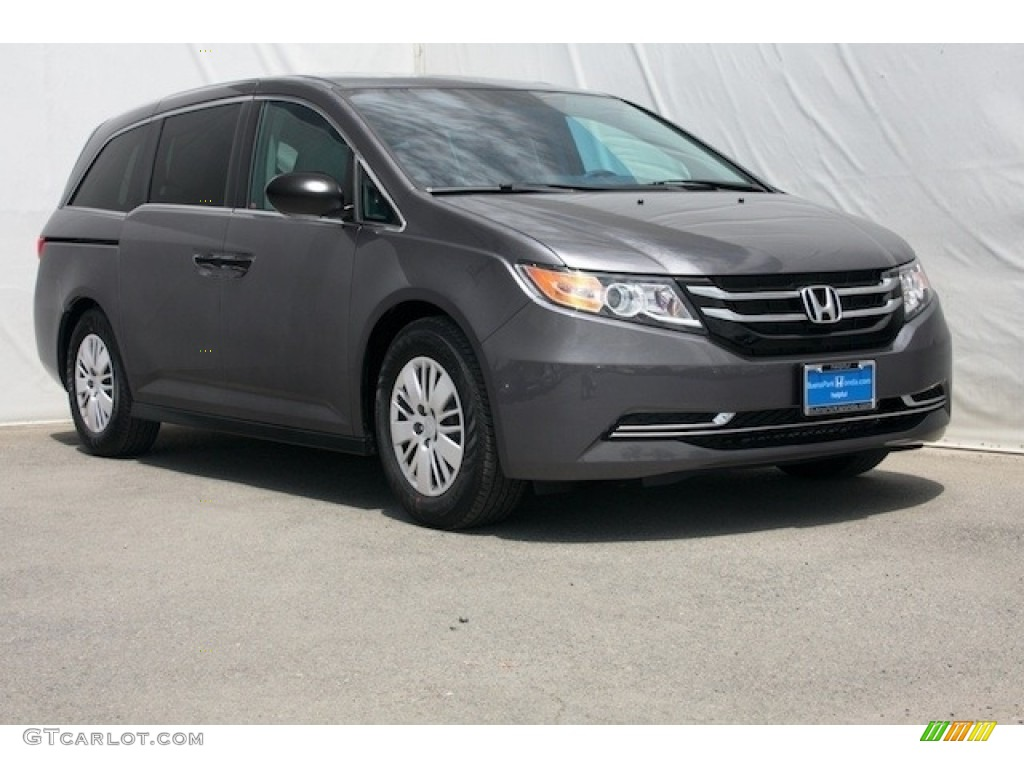 2016 modern steel metallic honda odyssey lx 115805025 for 2016 honda odyssey colors