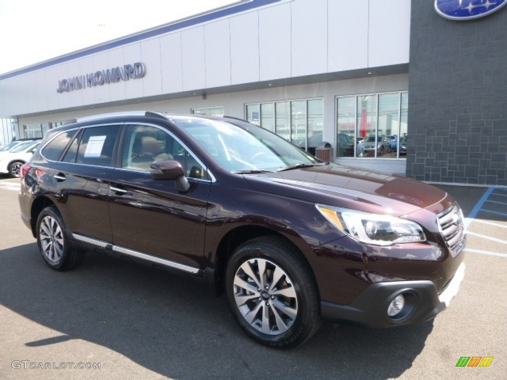 2017 brilliant brown pearl subaru outback 3 6r touring 115805120 car color. Black Bedroom Furniture Sets. Home Design Ideas