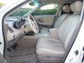2007 Glacier Pearl White Nissan Murano SL AWD  photo #12