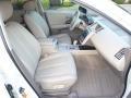 2007 Glacier Pearl White Nissan Murano SL AWD  photo #15