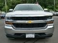 2016 Summit White Chevrolet Silverado 1500 LT Crew Cab 4x4  photo #2