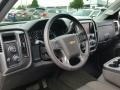 2016 Summit White Chevrolet Silverado 1500 LT Crew Cab 4x4  photo #16