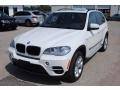 Alpine White 2013 BMW X5 xDrive 35i Sport Activity