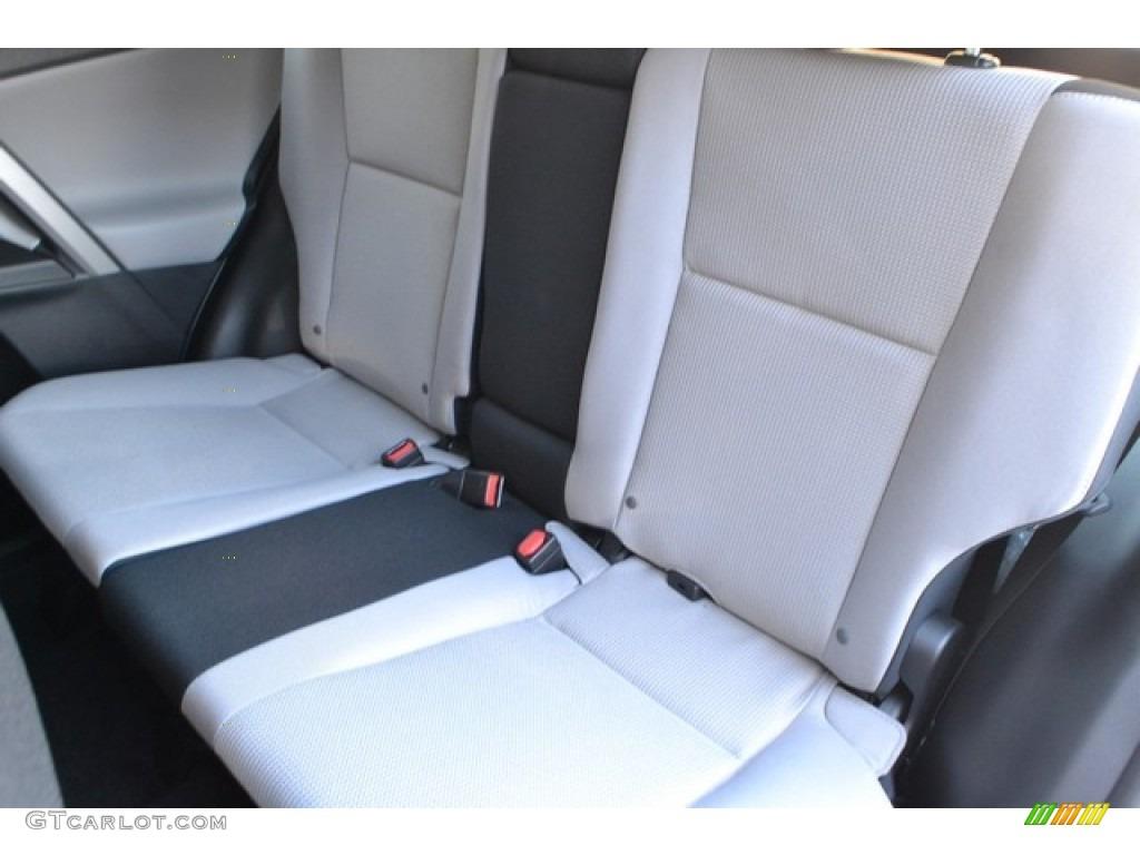 Ash Interior 2017 Toyota RAV4 XLE AWD Photo #115873077