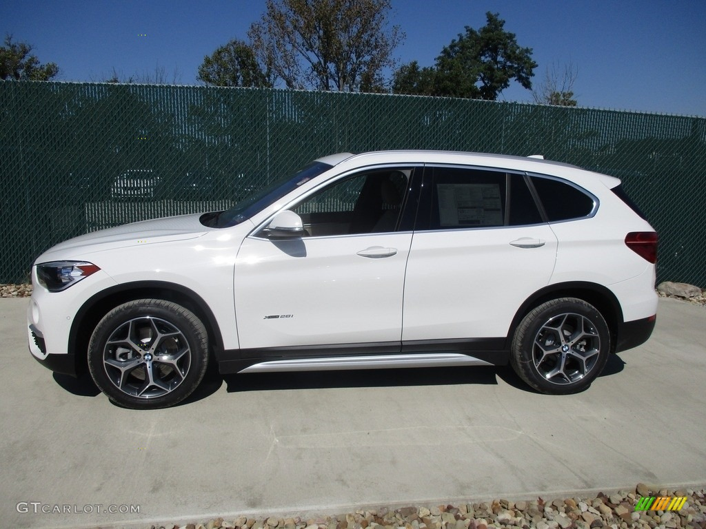 2017 Alpine White BMW X1 XDrive28i 115868625 Photo 8