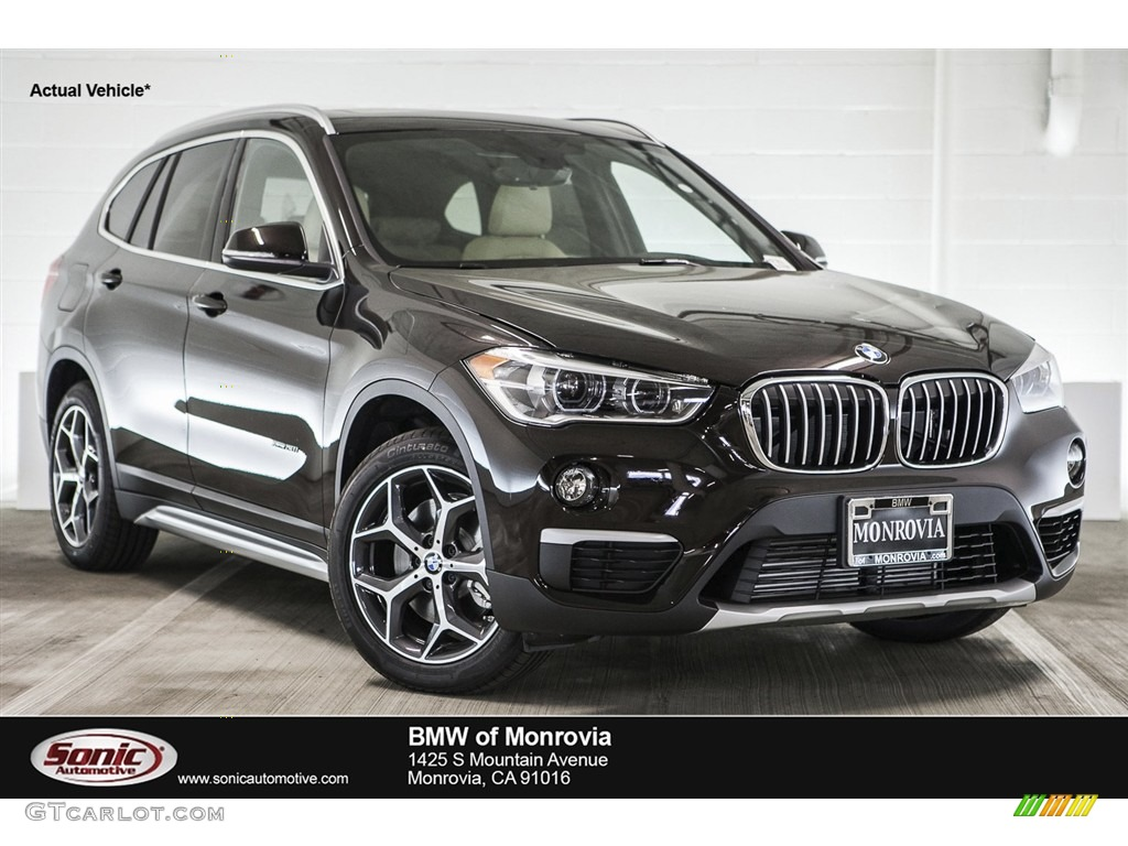 bmw x1 2017 sparkling brown new cars gallery. Black Bedroom Furniture Sets. Home Design Ideas
