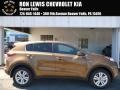 Burnished Copper - Sportage LX AWD Photo No. 1
