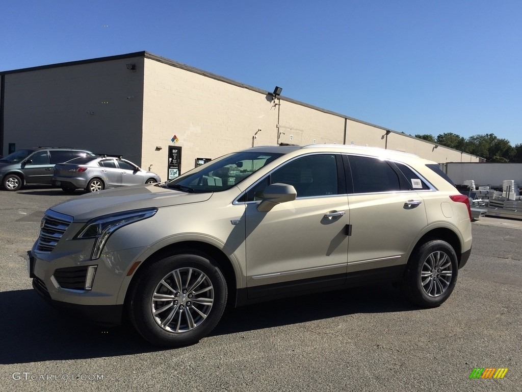 2017 Silver Coast Metallic Cadillac Xt5 Luxury Awd 115895761 Photo 11 Car