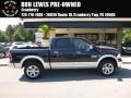 2013 True Blue Pearl Ram 1500 Laramie Crew Cab 4x4 #115895903