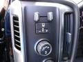 Jet Black Controls Photo for 2017 Chevrolet Silverado 1500 #115933020