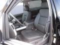 Jet Black Front Seat Photo for 2017 Chevrolet Silverado 1500 #115933095