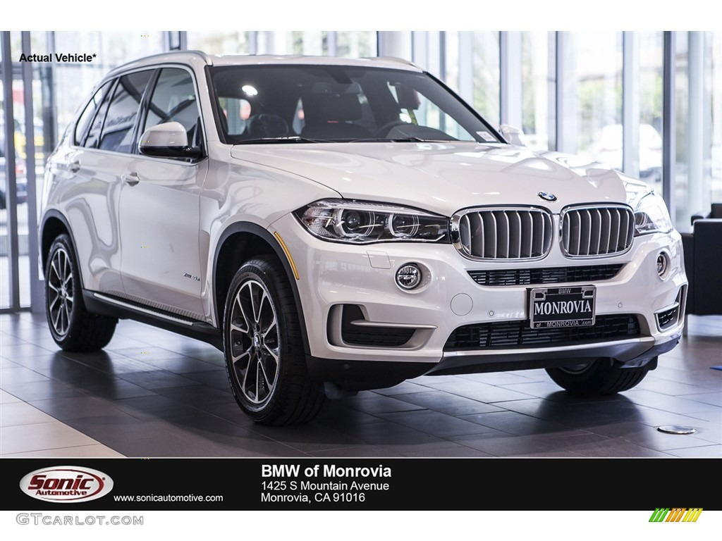 2017 Mineral White Metallic Bmw X5 Xdrive40e Iperformance 115924191