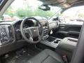 Jet Black Interior Photo for 2017 Chevrolet Silverado 1500 #115946763