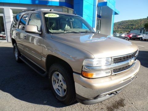 2005 Chevrolet Tahoe LT 4x4 Data, Info and Specs