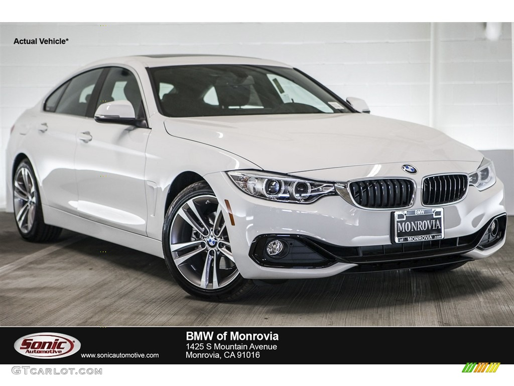 2017 4 Series 430i Gran Coupe