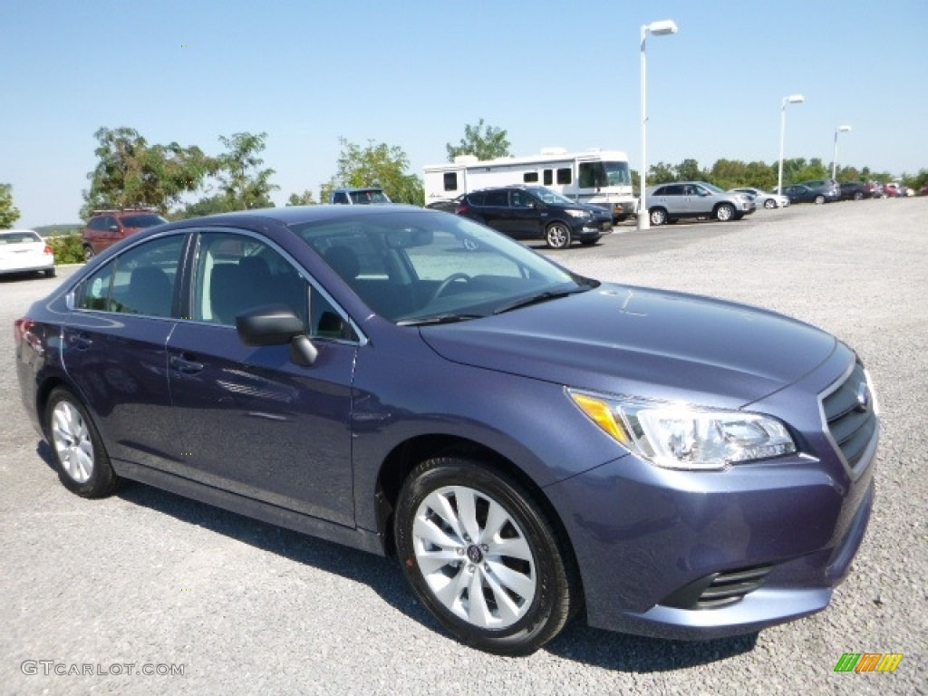 Twilight Blue Metallic Subaru Legacy
