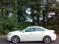 White Diamond Tricoat 2012 Buick Regal GS