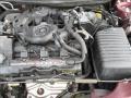 2002 Dark Garnet Red Pearl Chrysler Sebring LXi Sedan  photo #26