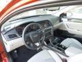 Gray Interior Photo for 2017 Hyundai Sonata #116028297