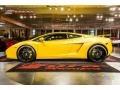 Giallo Halys (Yellow) - Gallardo Coupe E-Gear Photo No. 2