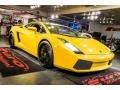 Giallo Halys (Yellow) - Gallardo Coupe E-Gear Photo No. 5