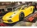 Giallo Halys (Yellow) - Gallardo Coupe E-Gear Photo No. 6