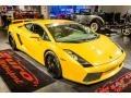 Giallo Halys (Yellow) - Gallardo Coupe E-Gear Photo No. 32