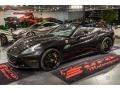 Nero Daytona (Black Metallic) 2009 Ferrari California
