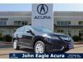 Crystal Black Pearl 2017 Acura RDX Technology