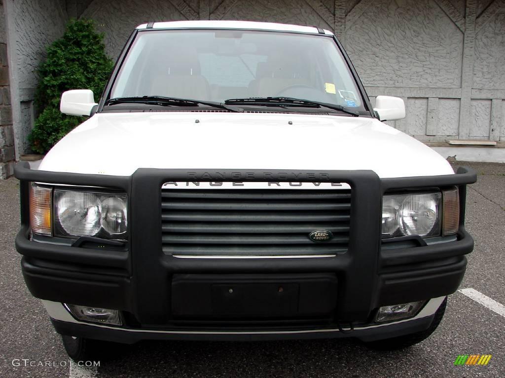 2000 chawton white land rover range rover 4 0 se 11578991 car color galleries. Black Bedroom Furniture Sets. Home Design Ideas