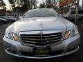 Iridium Silver Metallic 2010 Mercedes-Benz E 350 4Matic Sedan