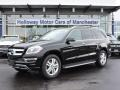 Black 2016 Mercedes-Benz GL 350 BlueTEC 4Matic