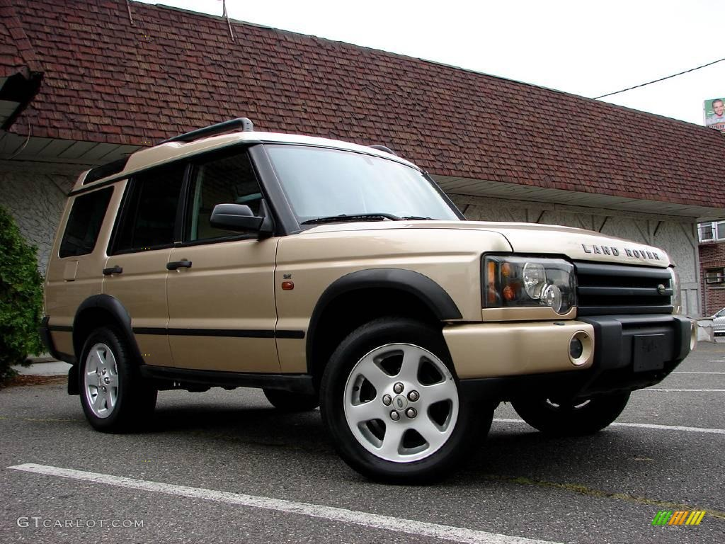 2004 maya gold land rover discovery se 11579021 car color galleries. Black Bedroom Furniture Sets. Home Design Ideas