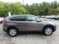 2014 Urban Titanium Metallic Honda CR-V EX AWD  photo #7
