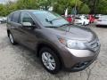 2014 Urban Titanium Metallic Honda CR-V EX AWD  photo #8