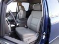 Cocoa/Dune Front Seat Photo for 2017 Chevrolet Silverado 1500 #116071456