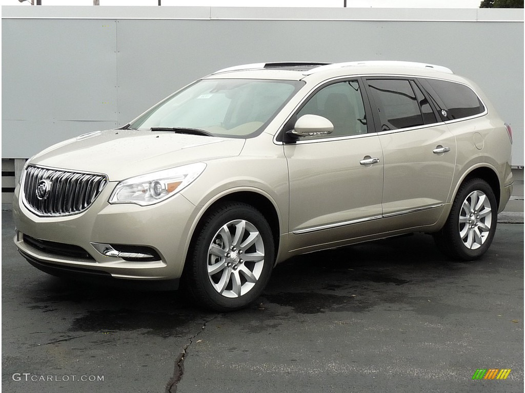 Buick Enclave Paint Colors