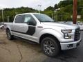Ingot Silver 2016 Ford F150 Gallery