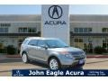 Sterling Gray 2014 Ford Explorer Limited