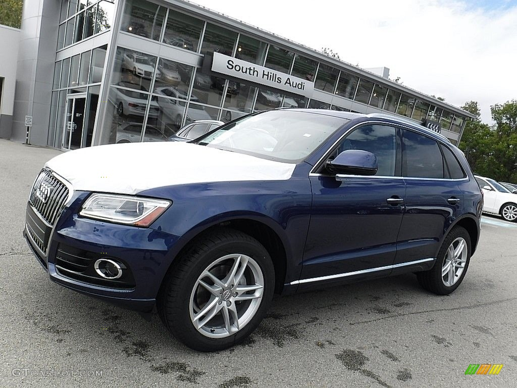 2017 Scuba Blue Metallic Audi Q5 2 0 Tfsi Premium Plus Quattro 116101235 Photo 11 Gtcarlot
