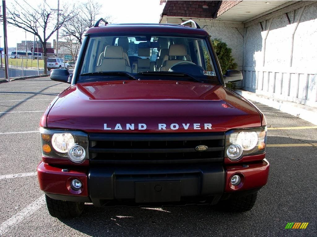 2003 alveston red land rover discovery se7 11579010 car color galleries. Black Bedroom Furniture Sets. Home Design Ideas