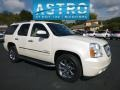 White Diamond Tintcoat 2011 GMC Yukon Denali AWD